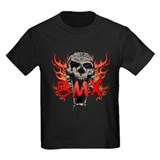Bmx Kids T-shirts (Dark)