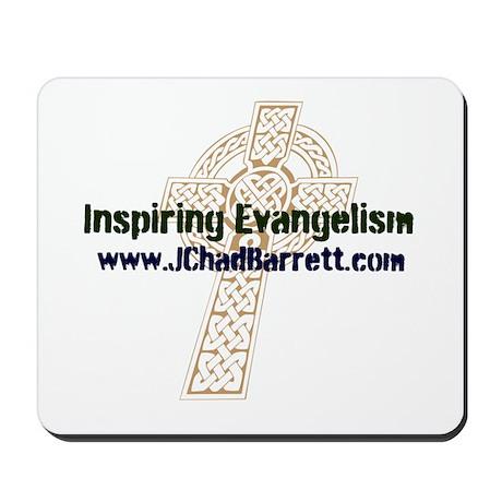 Inspiring Evangelism Mousepad