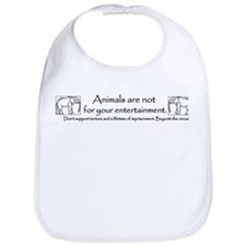 Not for your Entertainment Bib