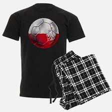 Poland Football Pajamas