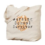 Nurse graduation Canvas Bags