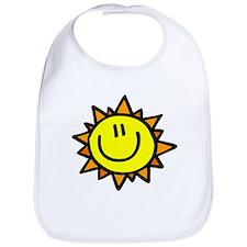 Sunny Smile Bib