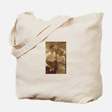 Vintage Tennis Tote Bag
