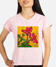 Floral Brights Performance Dry T-Shirt