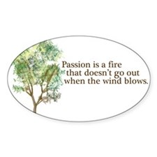 Passion Decal