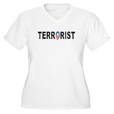 Obama-Terrorist T-Shirt