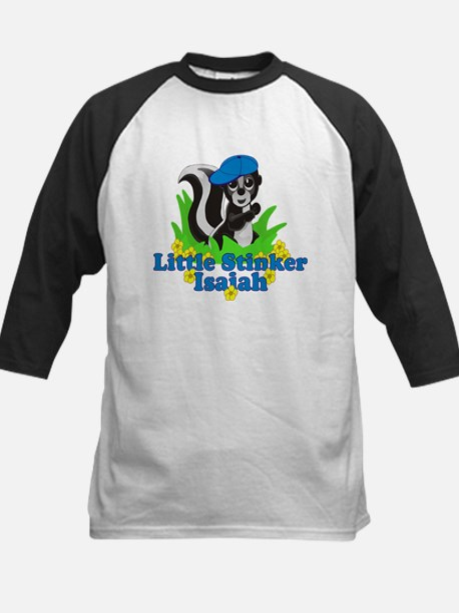 Little Stinker Isaiah Kids Baseball Jersey