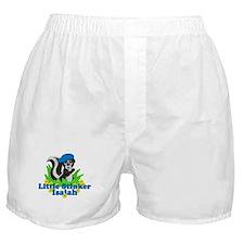 Little Stinker Isaiah Boxer Shorts