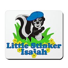 Little Stinker Isaiah Mousepad