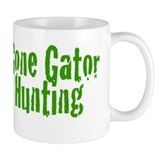 Gone Gator Hunting Mug