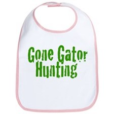Gone Gator Hunting Bib