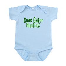 Gone Gator Hunting Infant Bodysuit