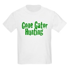 Gone Gator Hunting T-Shirt