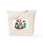 Gnome Gnights Tote Bag