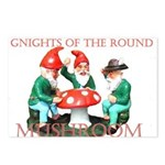 Gnome Gnights Postcards (Package of 8)