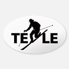TELE Sticker (Oval)