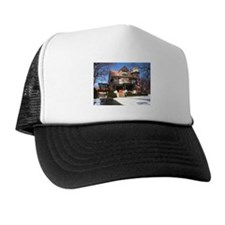 KWH Winter Scene Trucker Hat