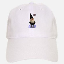 Gnomes in Black Baseball Baseball Cap