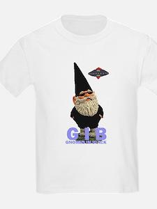 Gnomes in Black Kids T-Shirt