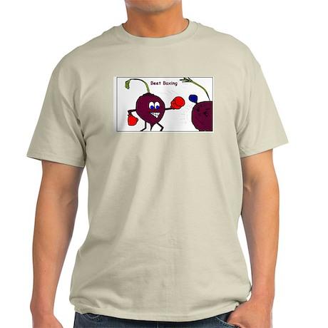 BEET boxing colored shirt