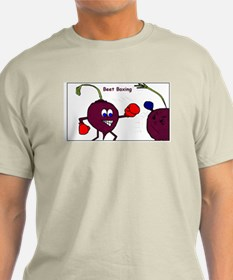 BEET boxing colored shirt