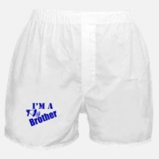 I'm A Brother Boxer Shorts