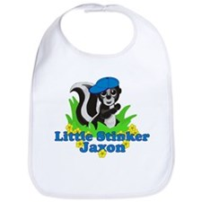 Little Stinker Jaxon Bib