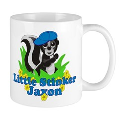 Little Stinker Jaxon Mug
