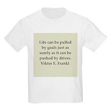 Wilhelm Reich quotes T-Shirt