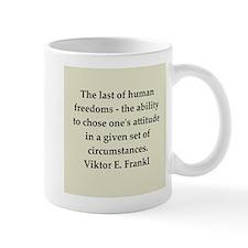 Wilhelm Reich quotes Mug