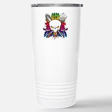 Chef Skull Travel Mug