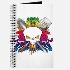 Chef Skull Journal