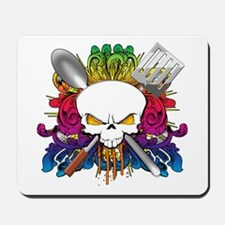 Chef Skull Mousepad