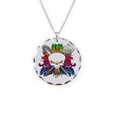 Chef Skull Necklace