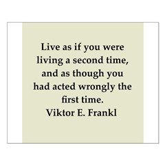 Viktor Frankl quote Posters