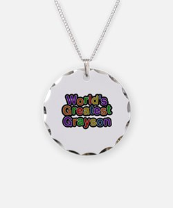 World's Greatest Grayson Necklace