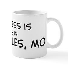 Happiness is St. Charles Mug