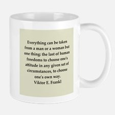 Viktor Frankl quote Mug