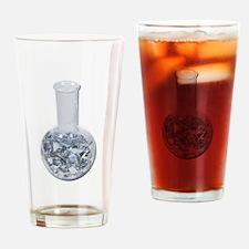 Beaker_Of_Silver_Substance Drinking Glass