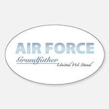 Air Force Grandfather Oval Decal