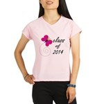 Pretty Class Of 2014 Performance Dry T-Shirt