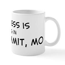 Happiness is Lee's Summit Mug
