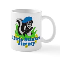 Little Stinker Jimmy Mug