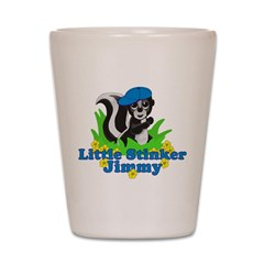 Little Stinker Jimmy Shot Glass