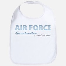 Air Force Grandmother Bib