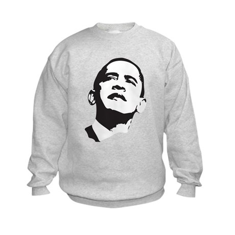 Barack Obama 2012 Kids Sweatshirt