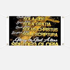 Soli Deo Gloria Banner
