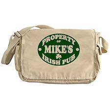 Unique Leprechaun Messenger Bag