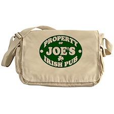 Cute St. joseph's day Messenger Bag