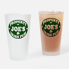 Cute St. joseph%27s day Drinking Glass